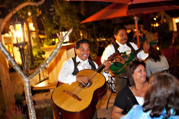 Entertainment at Fiesta de Reyes