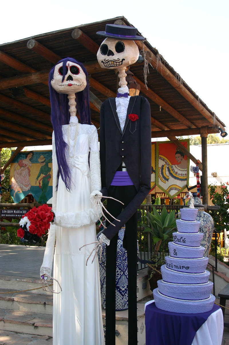 Day of the Dead - Halloween - Old Town