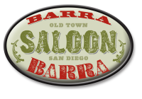 logo and link to barrabarrasaloon.com