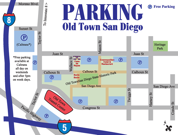 img and link to Old Town parking map